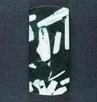 Chinese Writing Stone Designer Cabochon - Great Pattern  #19126