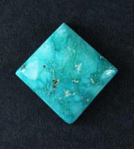 Gorgeous Lone Mtn Spiderweb Turquoise Cabochon  #19143