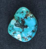 Gorgeous Nuggety Sleeping Beauty Turquoise Cabochon  #19148