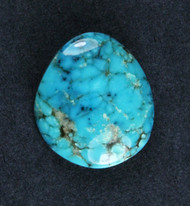 Gorgeous Morenci Turquoise Cabochon  #19152