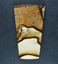Deschutes Picture Jasper Designer Cabochon - Old Stock  #19281