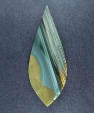 Outstanding Blue Mountain Jasper Designer Cabochon  #19290