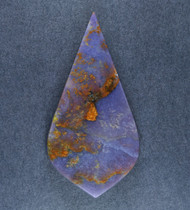 Gorgeous Burro Creek Purple Agate Designer Cabochon  #19295