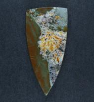 Colorful Priday Plume Agate Designer Cabochon  #19296