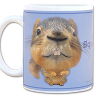 The Squirrel Mug | Funny Squirrel Mug