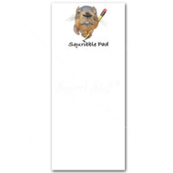 Squribble Pad Notepad