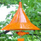 Sunset Orange Squirrel-Away Baffle