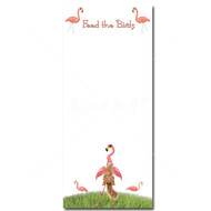 Feed the Flamingo Notepad
