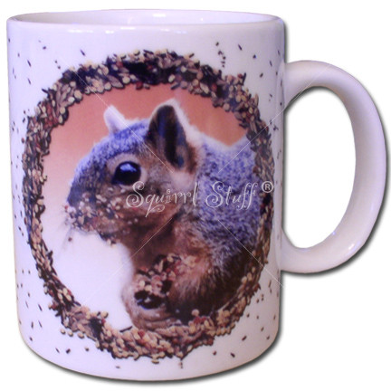 Got Seed? Mug | Funny Squirrel Mug