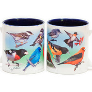 Neotropical Migrants Mug | Jim Rathert Photography | Bird Mug