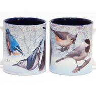 Peanut Eaters Mug | Jim Rathert Photography | Bird Mug