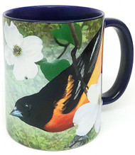 Baltimore Oriole Mug | 11 oz. | Jim Rathert Photography | Bird Mug