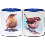 Carolina Wren Mug | Jim Rathert Photography | Bird Mug