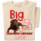 Big Time Chocolate Labrador Lover T-shirt