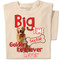 Big Time Golden Retriever Lover t-shirt