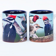 Eastern Woodpeckers Of The U.S. Mug | Jim Rathert Photography | Bird Mug