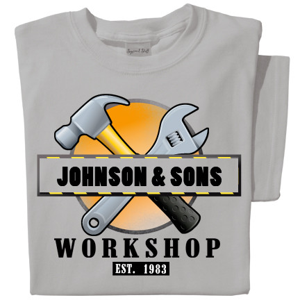 Workshop | Personalized T-shirt