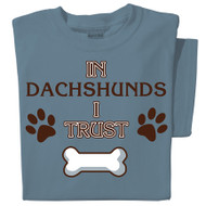 I (dog breed) I Trust t-shirt | Personalized Dog shirt
