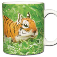 Tiger Squirrel *Tigridisciurus lineatu Mug | Funny Squirrel