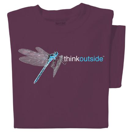 Organic Cotton Dragonfly T-shirt | ThinkOutside