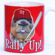 Rally Up! Mug | Funny Squirrel Mug