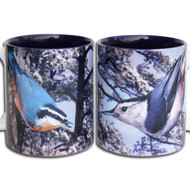 Nuthatch Mug | Jim Rathert Photography | Bird Mug
