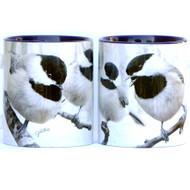 Winter Chickadee Mug   Jim Rathert Photography   Bird Mug