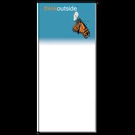 ThinkOutside Monarch Notepad | Magnetic Shopping List