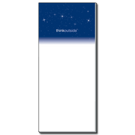 ThinkOutside Stars Notepad | Magnetic Shopping List