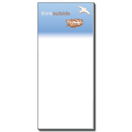 ThinkOutside Bird Nest Notepad | Magnetic Shopping List