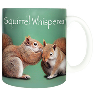 Squirrel Whisperer Mug | Funny Squirrel Mug