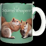 Squirrel Whisperer Mug | Funny Squirrel Mug