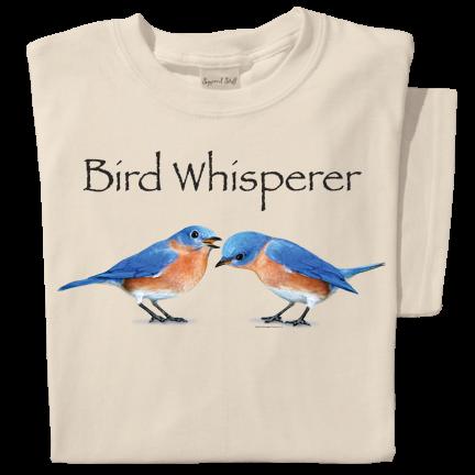 Bird Whisperer T-shirt