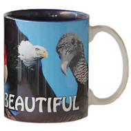 Bald is Beautiful Eagle Mug | Jim Rathert Photography | Bird Mug
