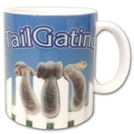 Tailgating Squirrel Mug | Funny Squirrel Mug