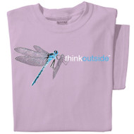 Organic Cotton Dragonfly Ladies T-shirt | ThinkOutside