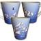 Mountain Latte Mug   Think Outside   12 oz. ceramic