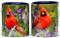 Summer Cardinal Mug   Jim Rathert Photography   Bird Mug