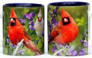 Summer Cardinal Mug | Jim Rathert Photography | Bird Mug