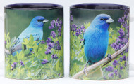 Summer Blue Bunting Mug | Jim Rathert Photography | Bird Mug