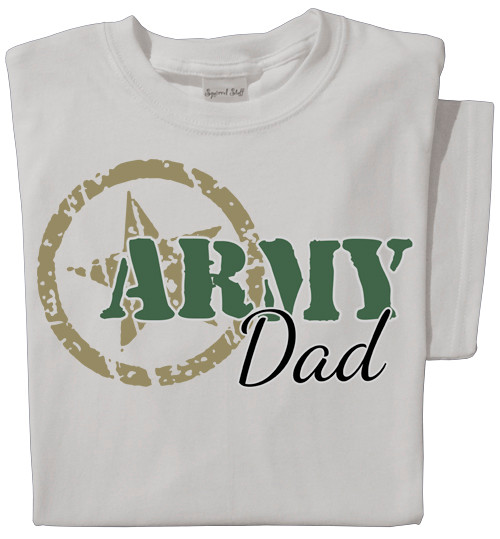 Army Dad T-shirt