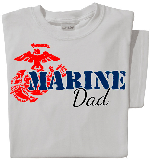 Marine Dad T-shirt