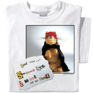 Hand Over the Seed | Funny Squirrel T-shirt