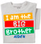 I'm the Big Brother Toddler & Youth T-shirt