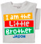 I'm the Little Brother Toddler & Youth T-shirt