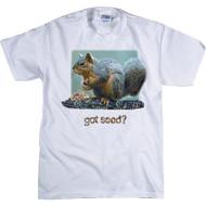 Got Seed? T-shirt