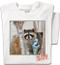 Usual Suspects T-shirt   Funny Backyard Animal Line Up