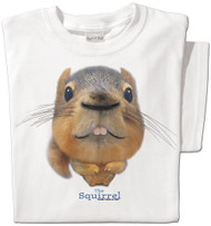 The Squirrel T-shirt | Funny Squirrel T-shirt