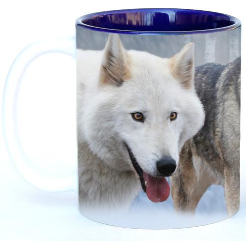 Winter Wolves Mug | Wolf Mug