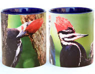 Pileated Woodpeckers Mug | Jim Rathert Photography